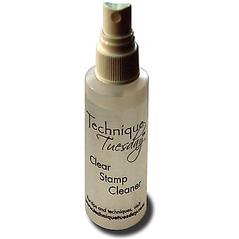 Technique Tuesday Clear Stamp Cleaner 2 Ounces Sc02