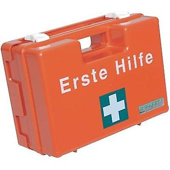 B-SAFETY BR364157 First aid box, classic DIN 13157 Orange