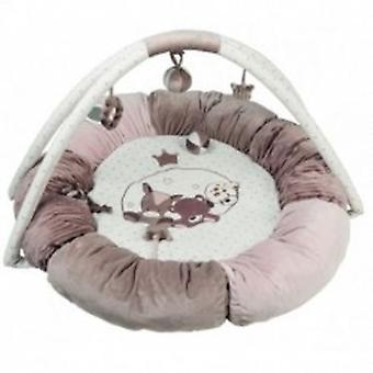 Nattou Quilted Gym Crown (Toys , Preschool , Babies , Playmats & Gyms)