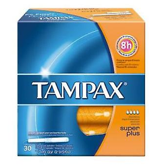 Tampax Tampax cardboard super plus (Hygiene and health , Intimate hygiene , Tampons)