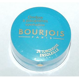 Bourjois Ombre A Paupieres ombretto # 24 turchese 1,5 G 0,05 Oz