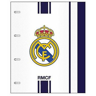 Real Madrid A4 folder 4-ring Replacement Kit 1st 16-17