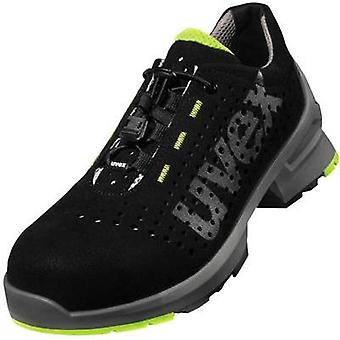 Safety shoes S1 Size: 44 Black Uvex 1 8543844 1 pair