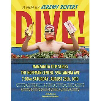 Dive Movie Poster drucken (27 x 40)