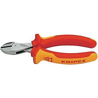 VDE Side cutter non-flush type 160 mm Knipex X-Cut 73 06 160