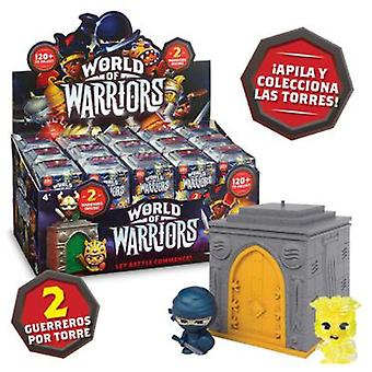 Giochi Preziosi TorreCon 2 Figures World Of Warriors