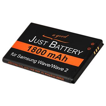 Battery for Samsung Galaxy Spica GT-i5700