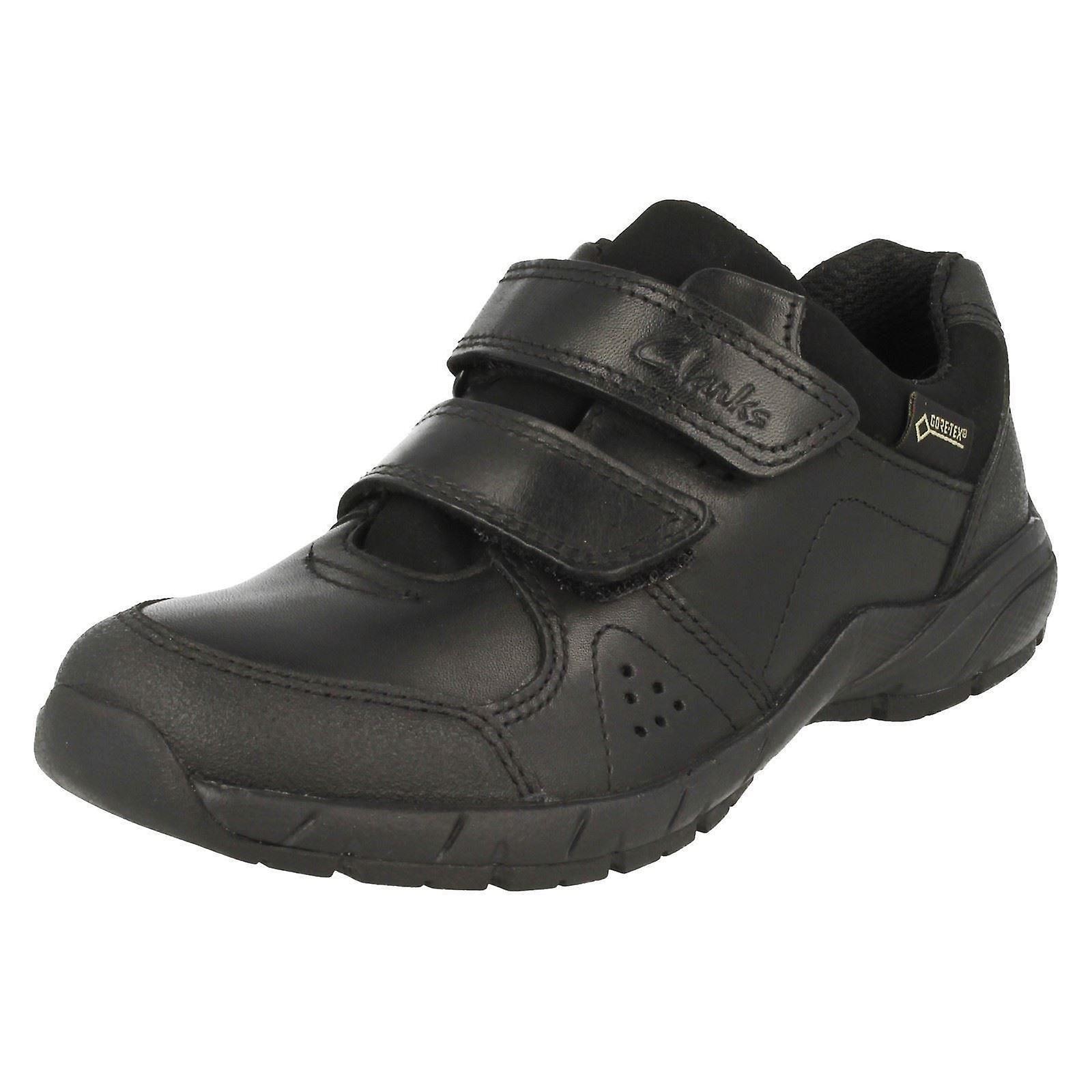 École de garçons Clarks chaussures Zevifungtx