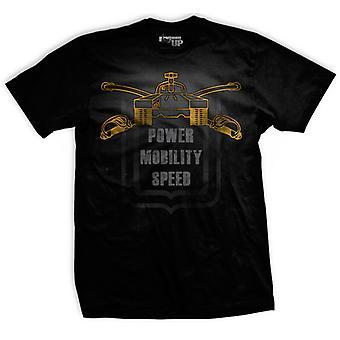 Ranger op rustning størrelse spørgsmål T-Shirt-Black