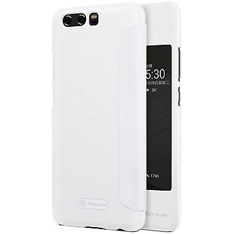 Nillkin smart cover white for Huawei P10 bag sleeve case pouch protective
