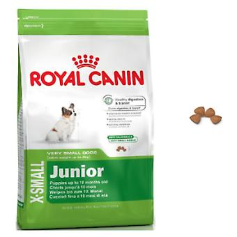 Royal Canin X-Small Junior (hundar, hund mat, torka mat)