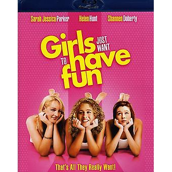 Girls Just Want to Have Fun [BLU-RAY] USA import