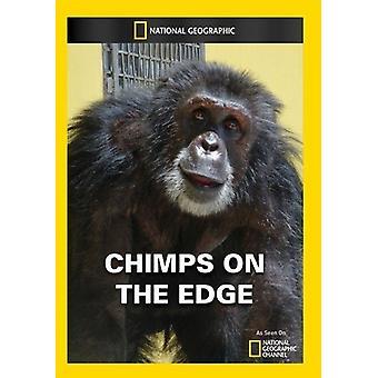 Schimpansen auf den Rand [DVD] USA importieren