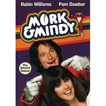 Mork & Mindy: Sezon 2 [Płyta DVD] USA import