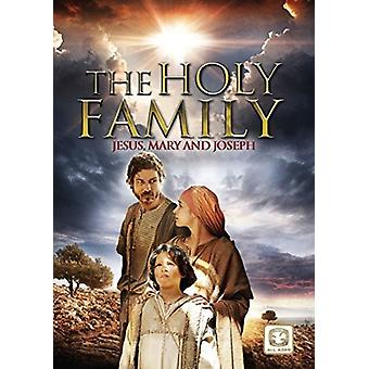 Hellige familie: Jesus Mary & Joseph [DVD] USA importerer