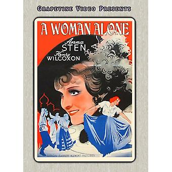 Vrouw Alone (1936) [DVD] USA import