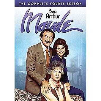 Maude: Staffel 4 [DVD] USA import