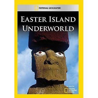 Osterinsel Unterwelt [DVD] USA import