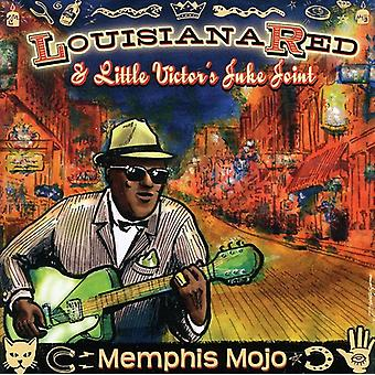 Louisiana Red & Little Vic - Memphis Mojo [CD] USA import