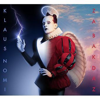 Klaus Nomi - Za Bakdaz: Oavslutad Opera [CD] USA import