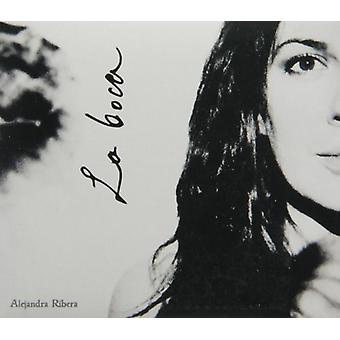 Alejandra Ribera - La Boca [CD] USA import