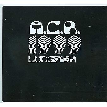 Lungefisk - Acr 199 [CD] USA importerer