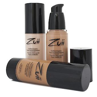 Zuii Organic Base Líquida Beige Fair (Beauty , Make-up , Face , Bases)