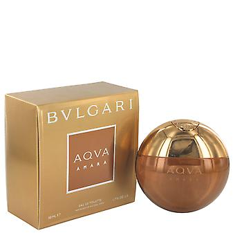 Bvlgari Men Bvlgari Aqua Amara Eau De Toilette Spray By Bvlgari