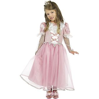 Princess costume child princess dress PINK costume