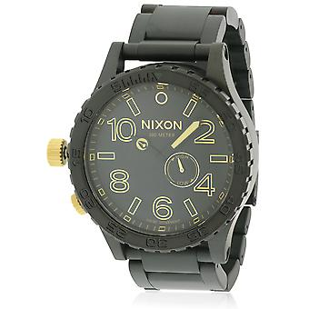 Nixon Stainless Steel Mens Watch A0571041-00