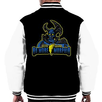 No More Morphin Matacore Power Rangers Men's Varsity Jacket