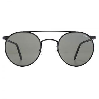 Randolph Engineering P3 Shadow Sunglasses In Matte Black Grey
