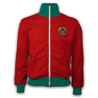 Hungary 1970\'s Retro Jacket polyester / cotton