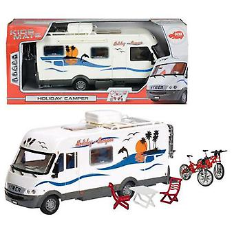 Dickie Holiday caravan (Toys , Vehicles And Tracks , Mini Vehicles , Cars)