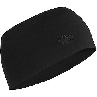 Icebreaker Chase Headband - Black