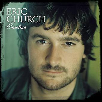 Eric Church - Carolina [CD] USA import