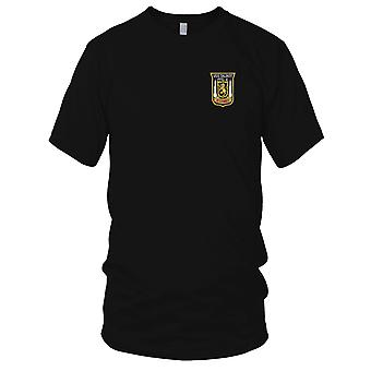 US Navy FFG-4 USS Talbot Embroidered Patch - Kids T Shirt