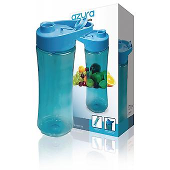 AZ azura BL10 Replacement bottle 0.6 l Blue