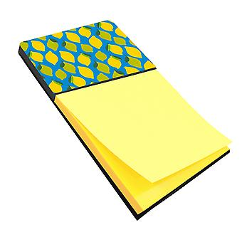 Carolines Treasures  BB5150SN Lemons and Limes Sticky Note Holder