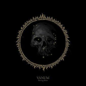 Vanum - brændende pil [CD] USA import