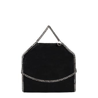 Stella McCartney women's 234387W91321000 black polyester handbags