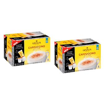 Gevalia Kaffe 2 Step Cappucino K Cups 2 Box Pack