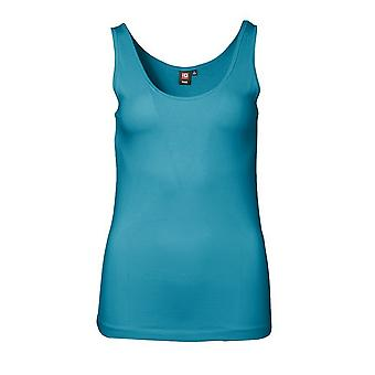 ID Womens/Ladies Stretch Fitted Vest/Tank Top