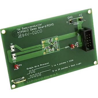 PCB design board ON Semiconductor NCP5612GEVB