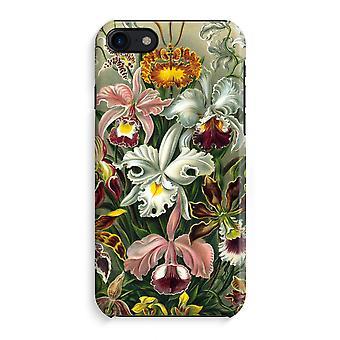 iPhone 7 Full Print Case (Glossy) - Haeckel Orchidae