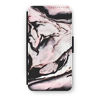 Huawei P8 Lite (2015-2016) Flip Case - Pink stream