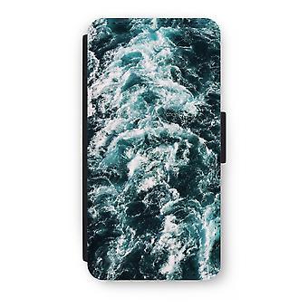 iPhone 8 Plus Flip Case - Ocean Wave