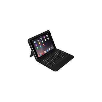 ZAGG MESSENGER CASE KEYBOARD 9.7 IPAD AIR/AIR 2/PRO BLACK NON BACKLIT NORDIC