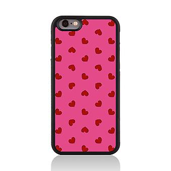 Call Candy Apple iPhone 7 Heart Breaker 2D Printed Case