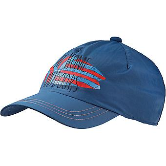 Jack Wolfskin Boys & Girls Supplex Shoreline Wicking Baseball Cap